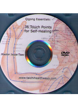 Qigong Essentials:36 Touch Points for Self-Healing